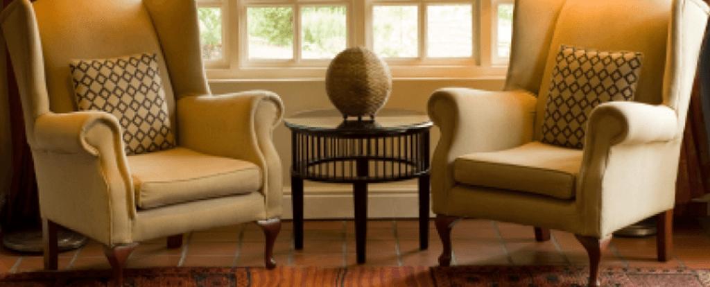 Reparatie van stoelen